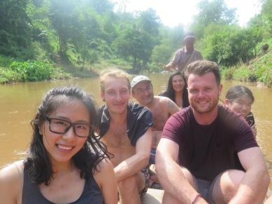 2Day Bamboo Rafting (15)