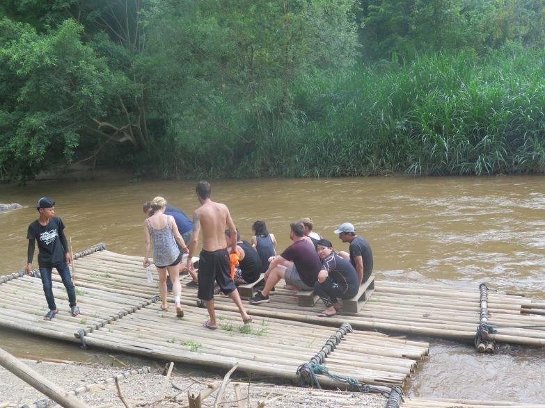 2Day Bamboo Rafting (3)