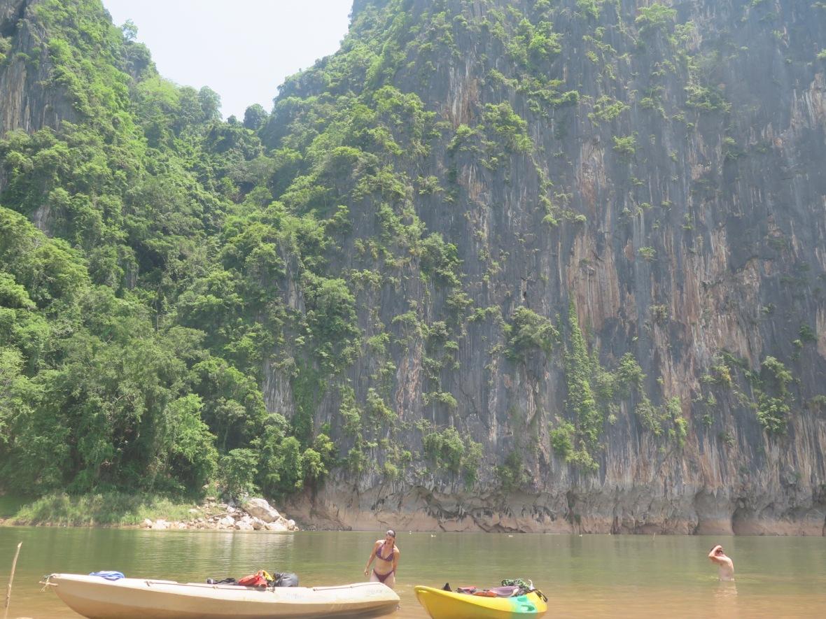 2Day Kayaking + Pak Ou Cave (35)