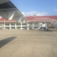 Arriving & Departing Luang Prabang, (LPQ) - Laos
