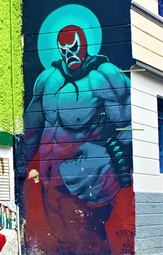 11 Mexican Luchador By Kiptoe