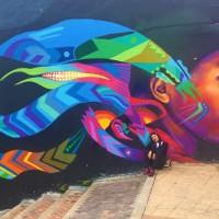 Bogota recorrido de Arte Callejero - Graffiti Tour