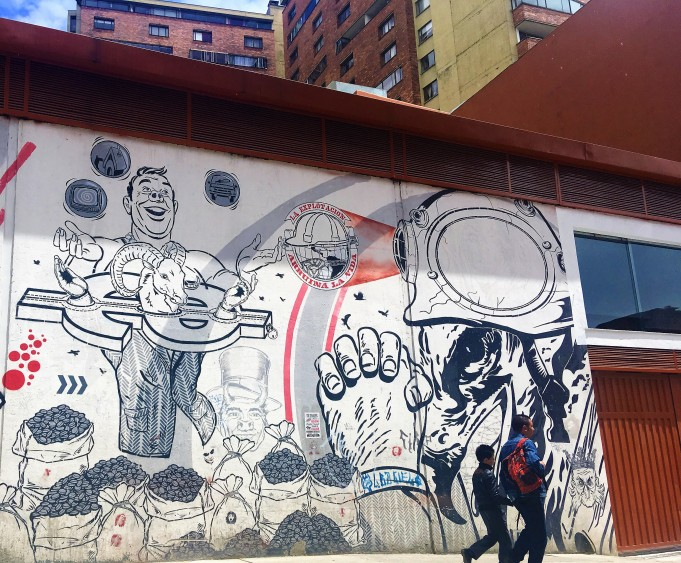 48 Wall Various Artist Lesivo Lesivo most opinionated artis vulture (1)