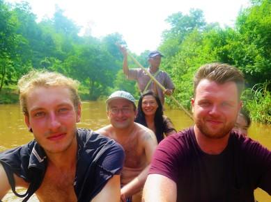 2Day Bamboo Rafting (14)