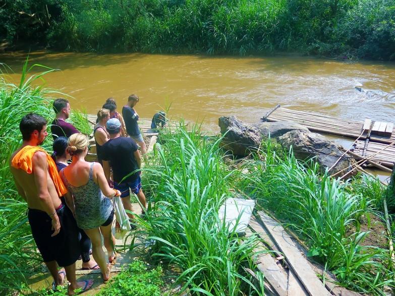 2Day Bamboo Rafting (2)
