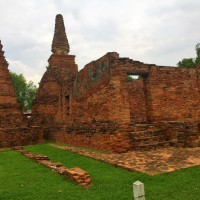 AYUTTHAYA:Patrimonio de la humanidad UNESCO desde 1991