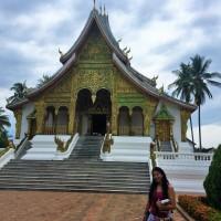 LUANG PRABANG -  UNESCO – TAEC  Centro tradicional de artes y etnología