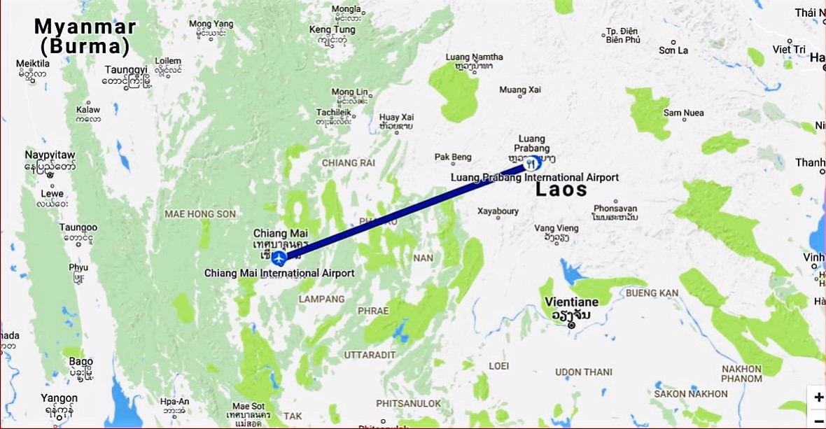 Lao Airlines Timeline