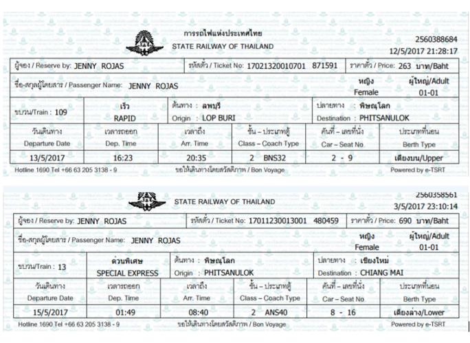 Train Tickets Lopburi - Phitsanulok - Chiang Mai online etickets.PNG