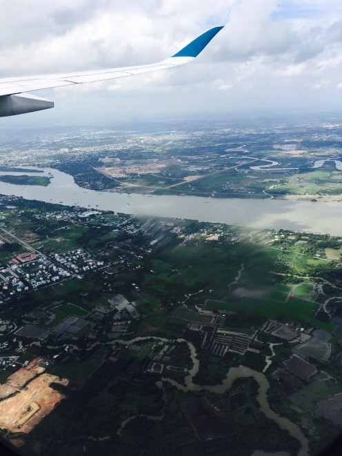 A350 View Hanoi
