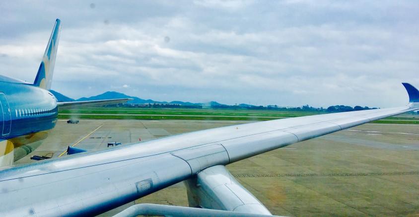 Airbus A350-900 Vietnam Airlines2