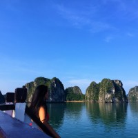 "Bai Tu Long Bay: La ruta poco transitada en la bahía de Halong:   ""La bahía del dragón descendiente"""