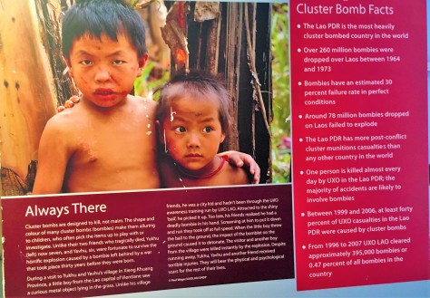 UXO Visitor Centre Laos (3)