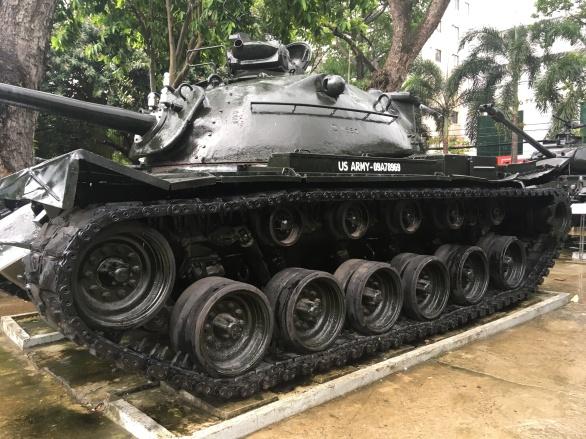 1-War Remnants Museum - Jennyskyisthelimit - Open Air Exhibit (13)