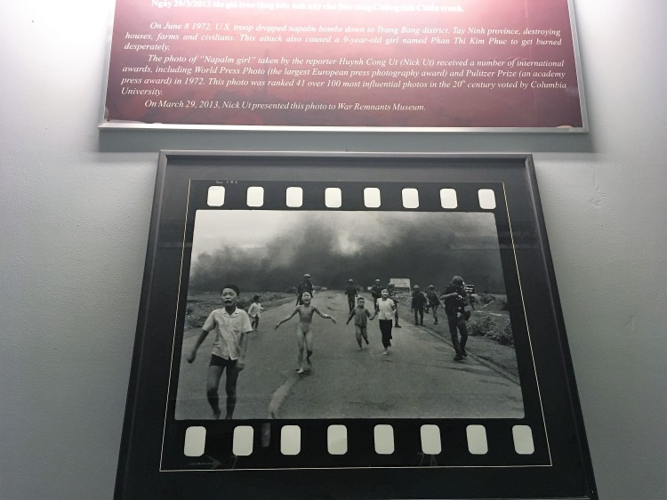 War Remnants Museum - Jennyskyisthelimit Napalm Girl Huyg Cong (42)