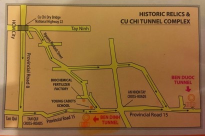 1Historic Relic & Cu Chi Tunnel Complex - Ben Dinh