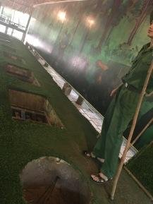 2-Jenny Rojas - Visit Cuchi Tunnel (12)