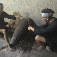 Saigon: Los Túneles Cuchi - Ben Dinh