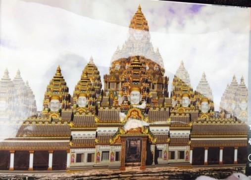 Angkor Thom Bayon 13th Century