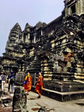 Angkor Wat Temple Day One - As it is now, 1000 years later
