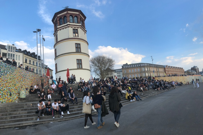 Dusseldorf April 2019 - Jenny Rojas - Jennyskyisthelimit (157)