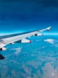 Madrid Airport FAM Trip Jenny Rojas - 14 May 2019 (2)