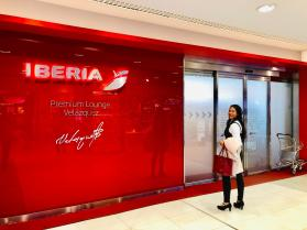 Madrid Airport FAM Trip Jenny Rojas - 14 May 2019 (21)