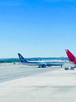 Madrid Airport FAM Trip Jenny Rojas - 14 May 2019 (32)