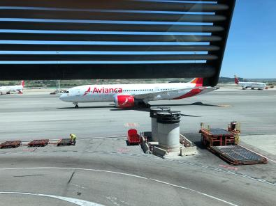 Madrid Airport FAM Trip Jenny Rojas - 14 May 2019 (33)