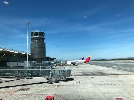 Madrid Airport FAM Trip Jenny Rojas - 14 May 2019 (36)