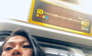 Madrid Airport FAM Trip Jenny Rojas - 14 May 2019 (6)