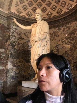 Paris - Jenny Rojas Apr19 - Jennyskyisthelimit - The Louvre Museum (36)