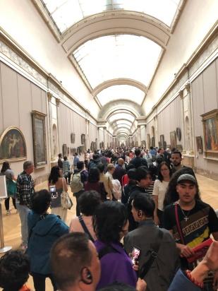 Paris - Jenny Rojas Apr19 - Jennyskyisthelimit - The Louvre Museum (95) Denon Wing
