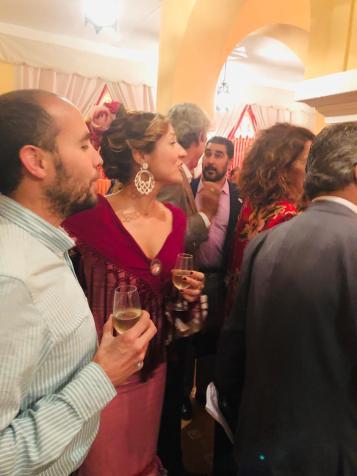 Jenny Rojas - Ayuntamiento Booth - Feria de Abril Sevilla Espana May 19 (20)