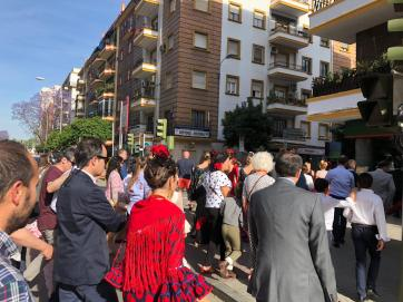 Jenny Rojas - Crowds- Feria de Abril Sevilla Espana May 19 (37)