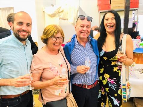 Jenny Rojas - Family - Feria de Abril Sevilla Espana May 19 (13)