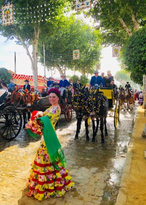 Jenny Rojas - - Feria de Abril Sevilla Espana May 19 (42)