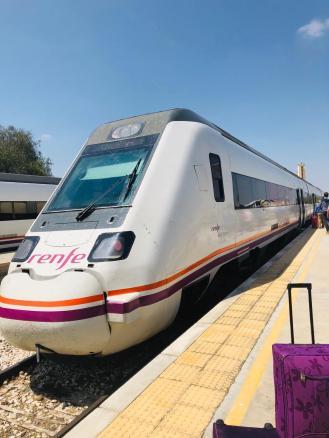 Jenny Rojas - Malaga hacia Sevilla- Feria de Abril Sevilla Espana May 19 (5)