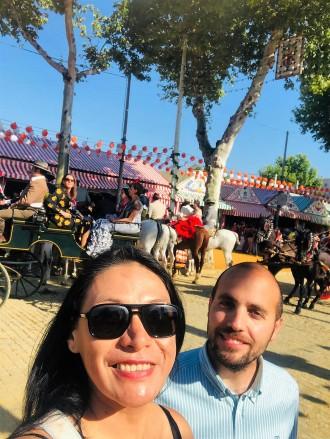 Jenny Rojas - Malaga hacia Sevilla- Feria de Abril Sevilla Espana May 19 (6)