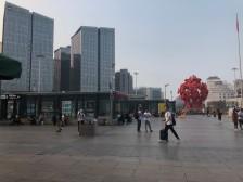 0 Beijing to Xian Train Journey Bullet Train (3)