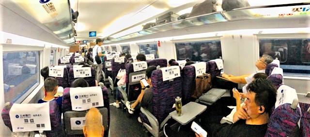 1 Xian - Bejing to Xian Train Second Class Seats