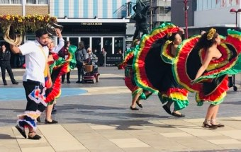 Black History Multicultural Festival - Talentos Group Colombia - Efue Sey Academy (10)
