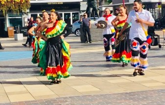 Black History Multicultural Festival - Talentos Group Colombia - Efue Sey Academy (11)