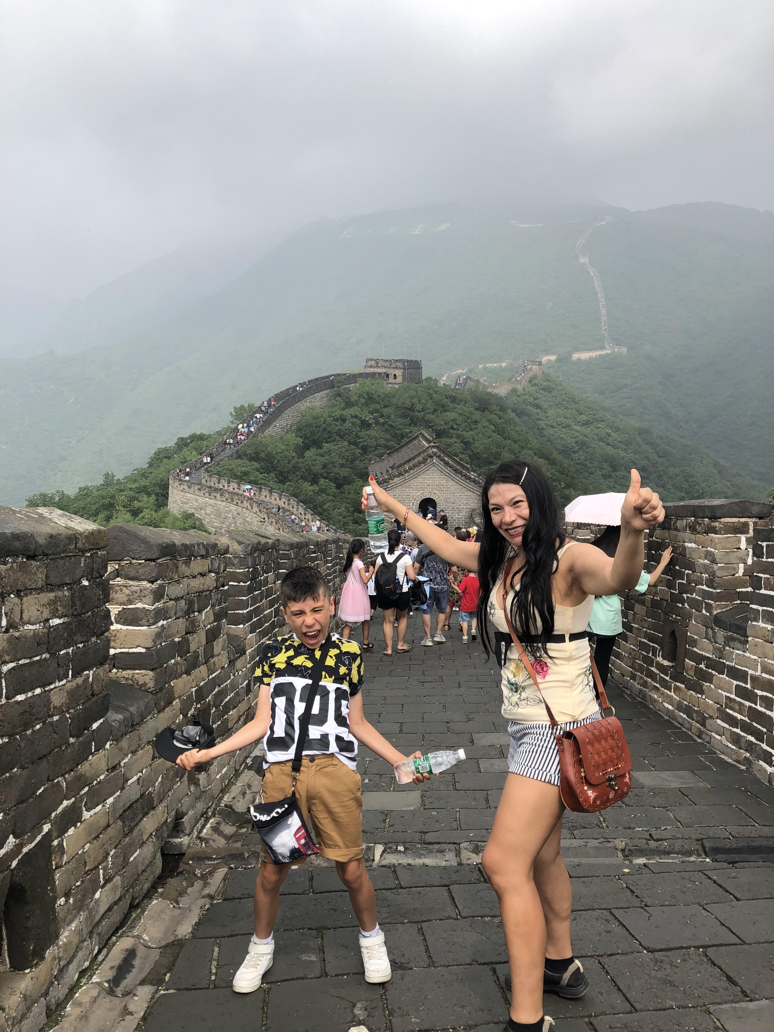 Day 3 Beijing Jenny Rojas - Jennyskyisthelimit -The Great Wall (25).JPG