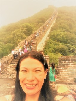 Day 3 Beijing Jenny Rojas - Jennyskyisthelimit -The Great Wall (44)