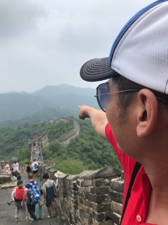 Day 3 Beijing Jenny Rojas - Jennyskyisthelimit -The Great Wall (56)