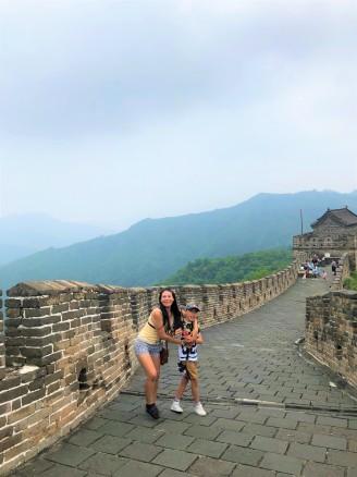 Day 3 Beijing Jenny Rojas - Jennyskyisthelimit -The Great Wall (59)