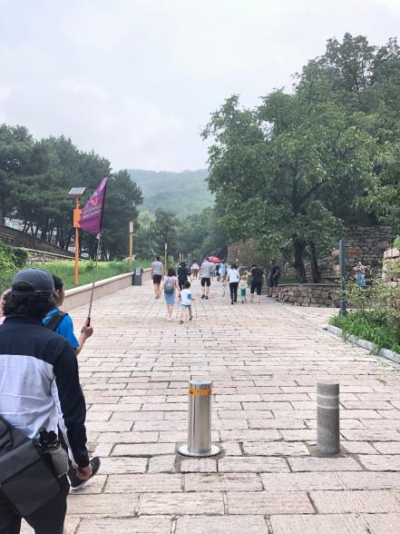 Day 3 Beijing Jenny Rojas - Jennyskyisthelimit -The Great Wall (7)