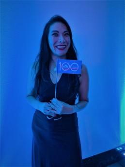 KLM 100th Anniversary - Berenice Roure - Jenny Rojas - JennySkyIsTheLimit Oct 2019 (6)