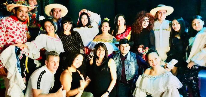 Show Mitos Y Leyendas - Talentos Group - Colombia en UK (10)